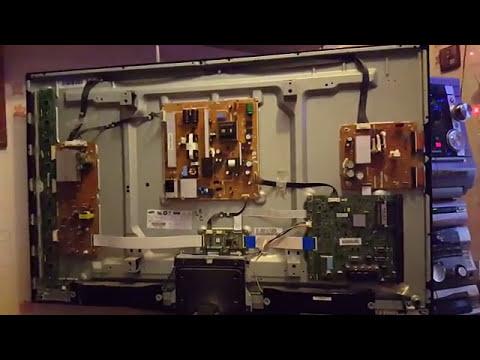 видео: Из каких блоков состоит плазменный телевизор и как они назывпются