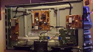 из каких блоков состоит плазменный телевизор и как они назывпются
