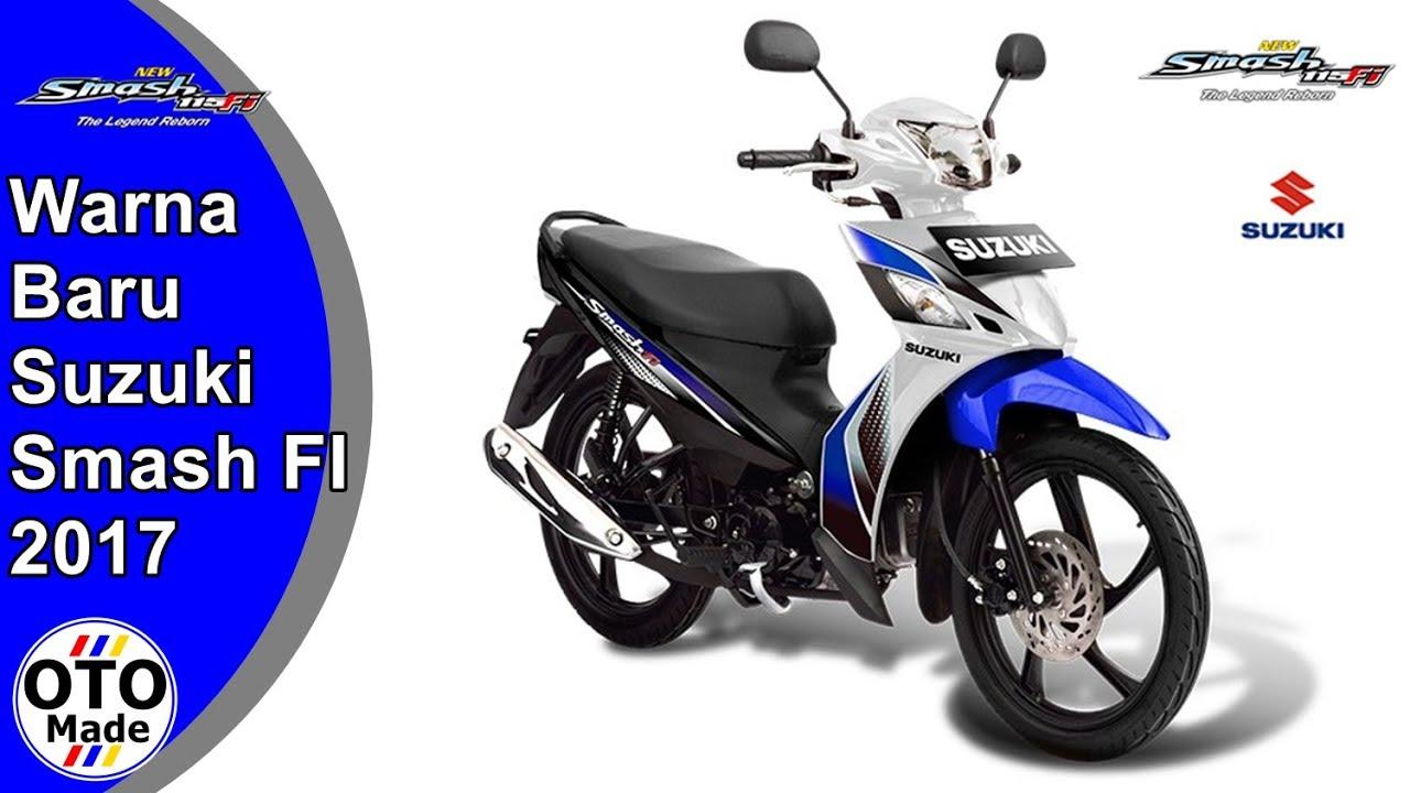 Suzuki Smash FI Price, Spec, Reviews & Promo for August 2019
