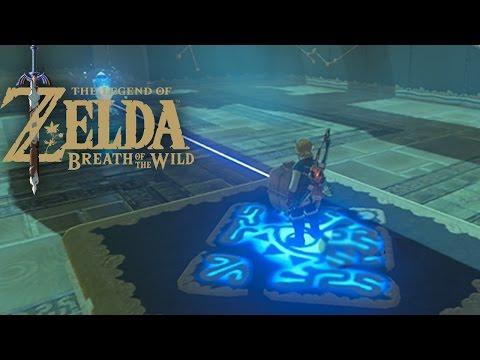 The Legend of Zelda : Breath of the Wild - Sanctuaire d'Io'Soho