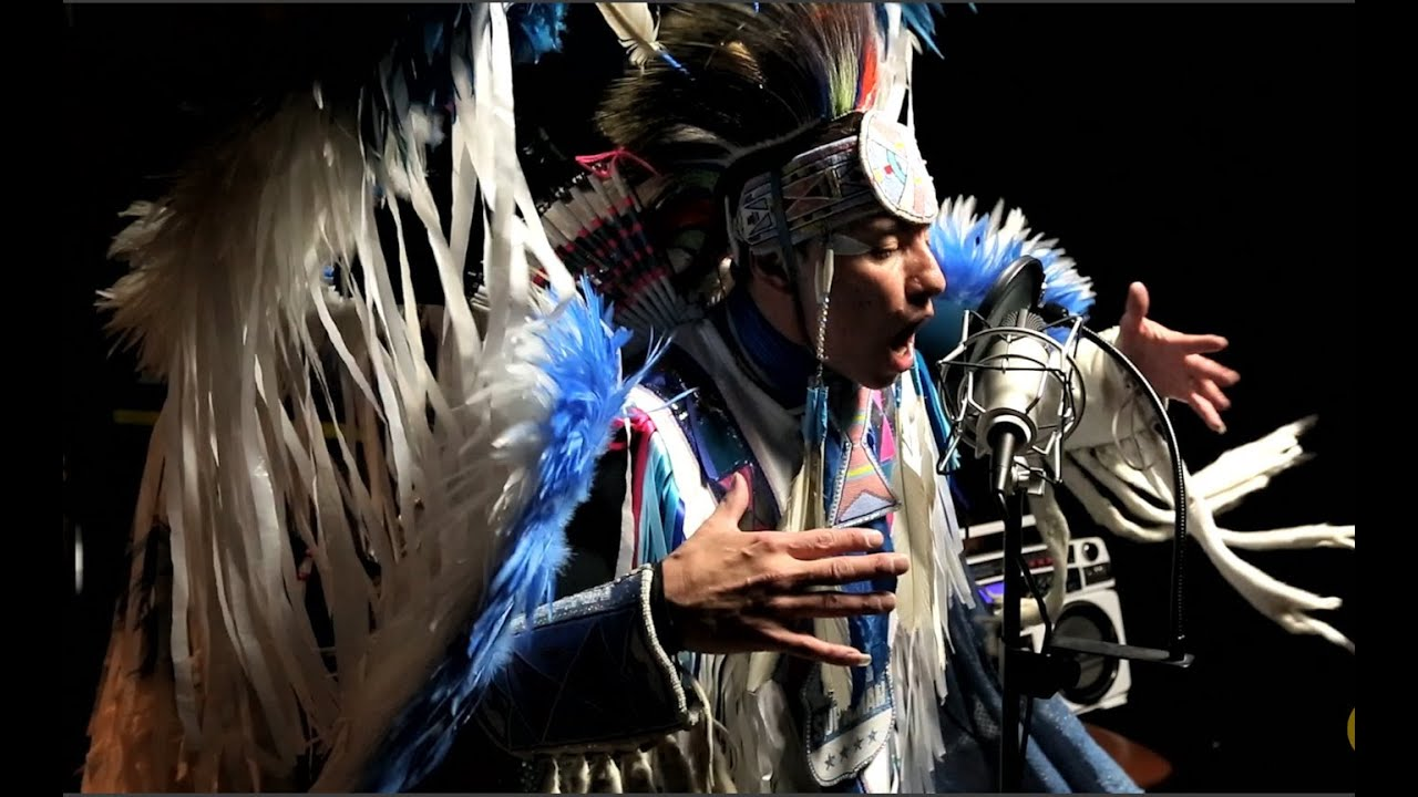 Studio Enjoy: Supaman - 'Prayer Loop Song'