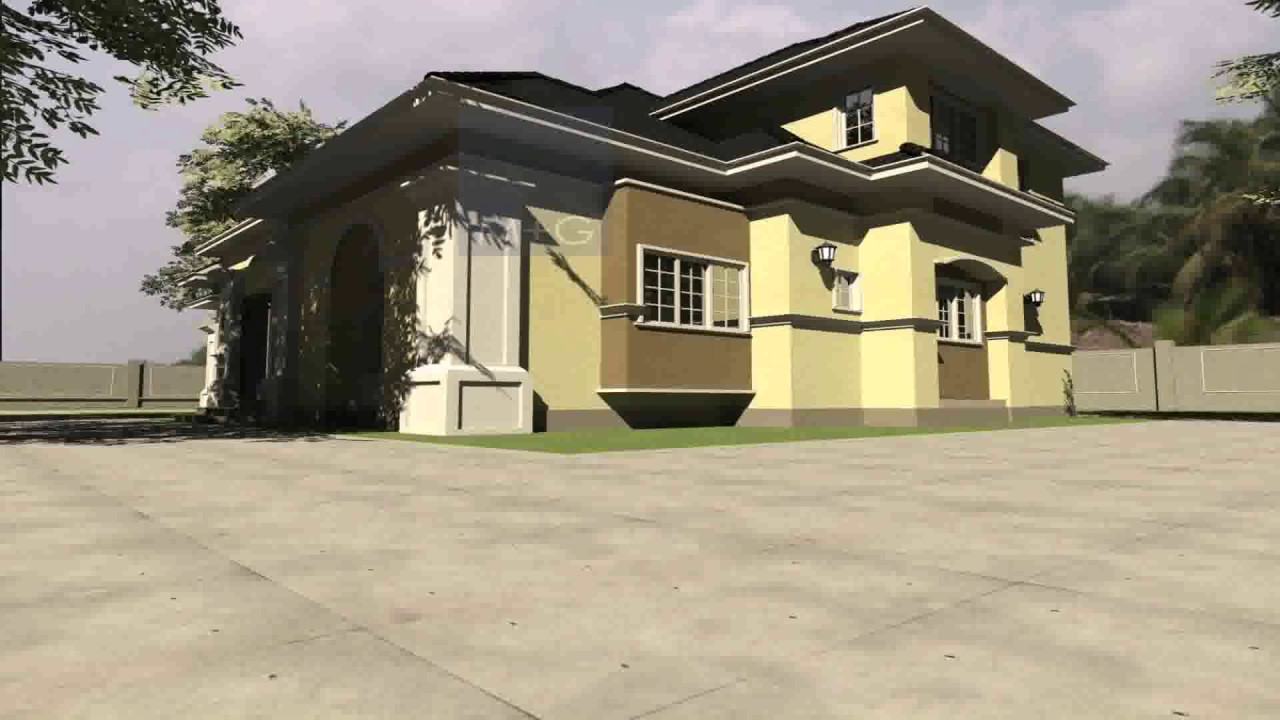 6 Bedroom Bungalow House Plans In Nigeria See Description