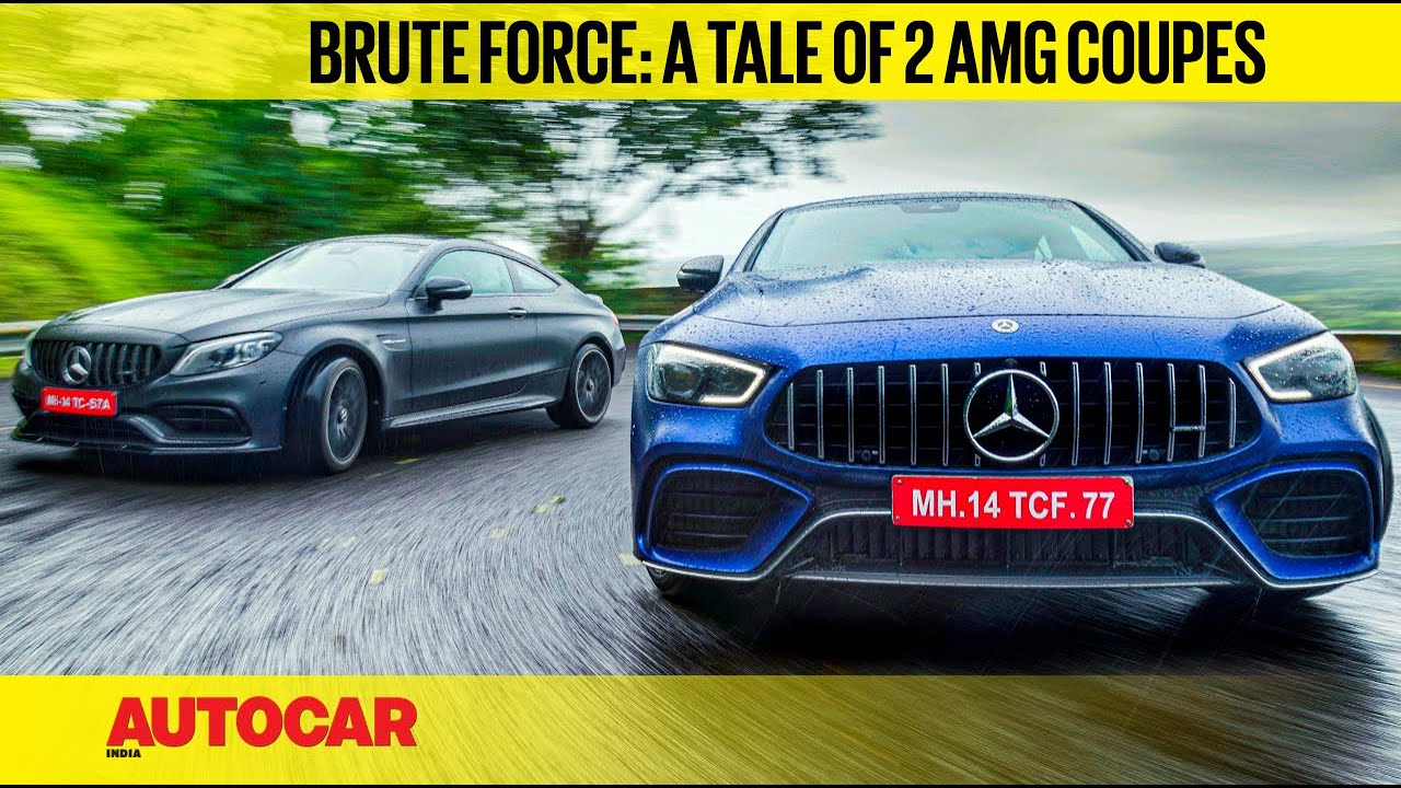 Brute force: Mercedes-AMG C 63 Coupé and GT 63 S 4-Door Coupé | Feature | Autocar India
