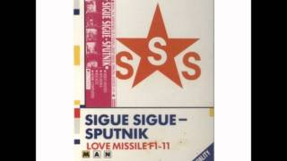 Sigue Sigue Sputnik - Love Missile F1-11 (Dance Mix)