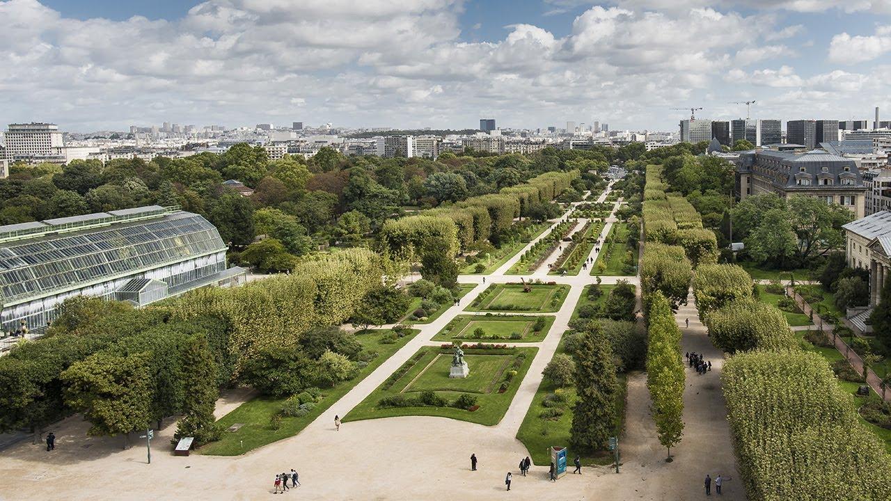 Jardin Des Plantes Garden Of Plants Museum National D