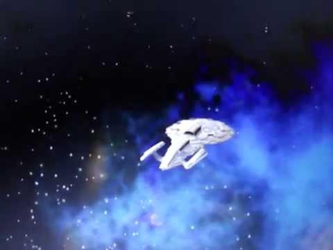 The Enterprise. Galactic Civilizations 2