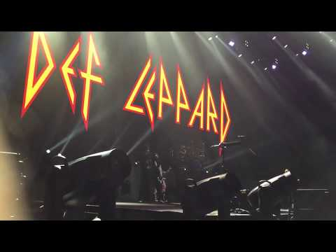 Def Leppard - Love And Affection Live 2018