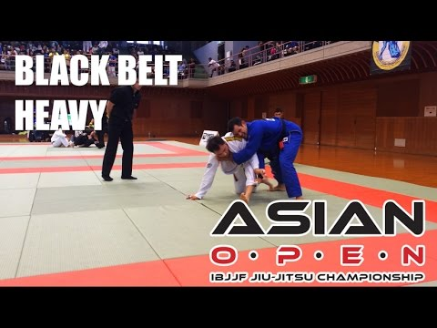 Asian Open 2014 - Black belt adult - Heavy weight Final