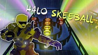HALO SKEEBALL! - Halo 5 Custom Games