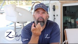 Money and Sailing -  (The Truth about Keith's Shady Past) - Sailing Zatara Z-Log