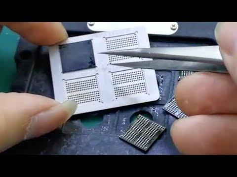Reball MacBook BGA Memory Chips (MacBook Air, Mid-2012)