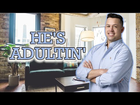 He's Adultin' (Saweetie Parody) | Young Jeffrey's Song of the Week