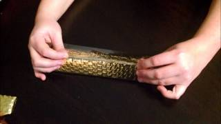 Making an Olympic Torch
