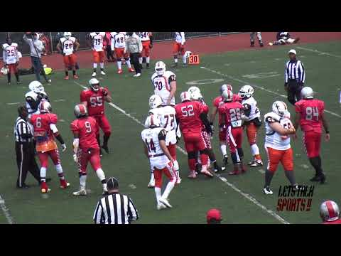 Alameda County Knights vs Canes