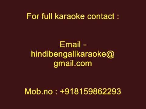 Chale Chalo - Karaoke - Lagaan (2001) - A. R. Rahman ; Srinivas