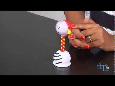 Where's Pocoyo? published by Random House from YouTube · Duration:  56 seconds