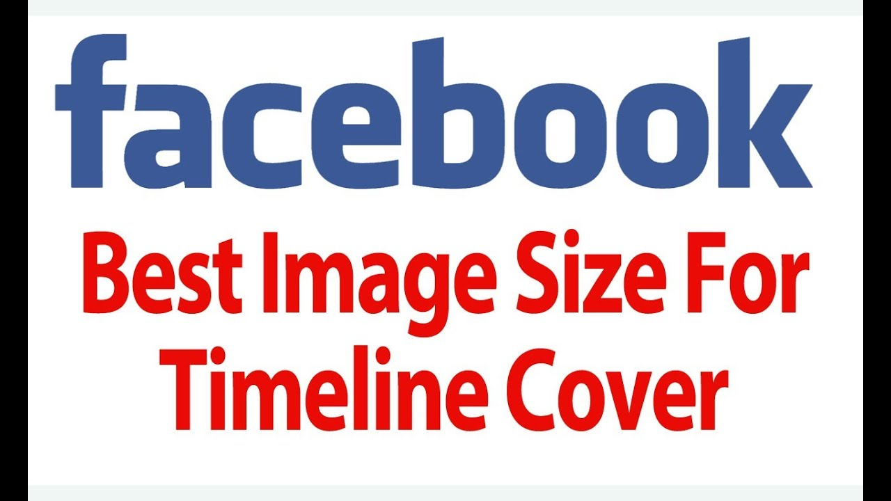 Best Size For Photography Facebook Fan Page Timeline Cover - Best ...