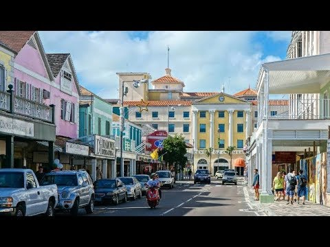 Nassau, Bahamas | Walking Tour