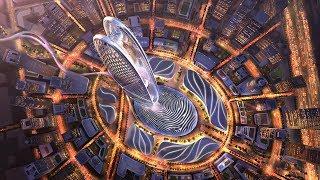 Burj Jumeira Supertall Skyscraper Will Rise From Fingerprint Of Dubai's Ruler