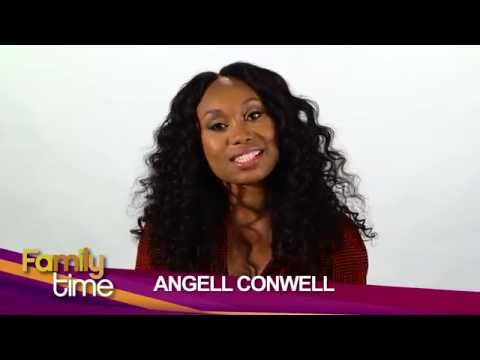 Rapid Fire: Angell Conwell #FamilyTime