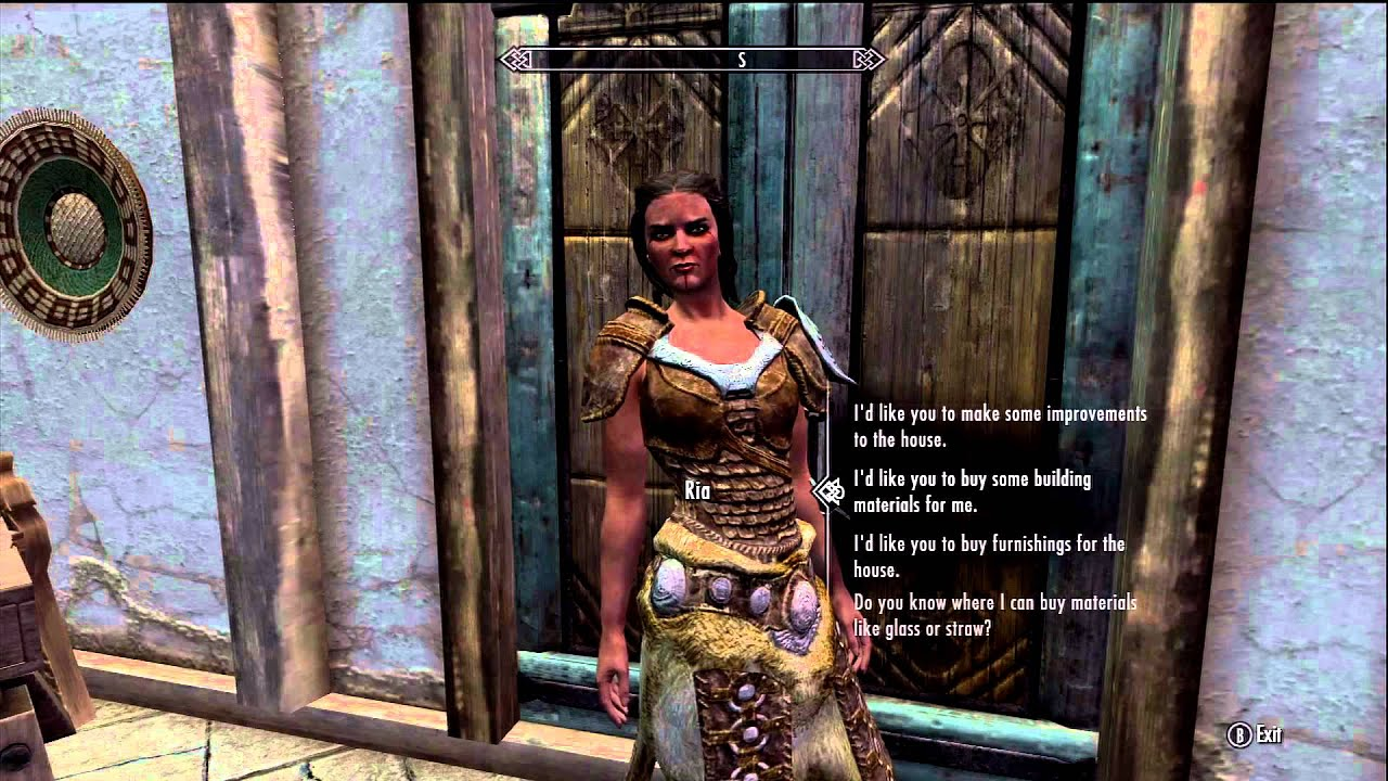 Can You Build A House In Skyrim Special Edition