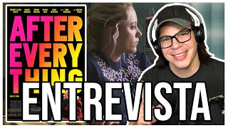 ENTREVISTA SUBTITULADA! 🎙️ Hablamos con Joey Power, director de la película After Everything