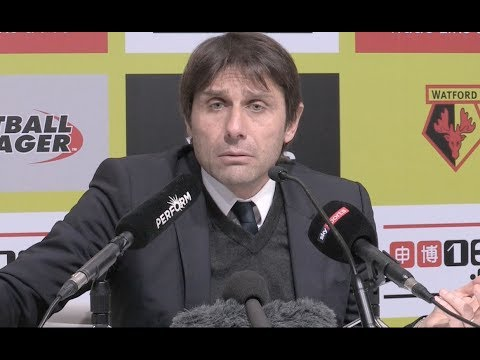 Conte: We were very poor but I have no problem sleeping