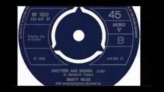 Marty Wilde - Shutters And Boards
