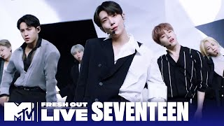 """SEVENTEEN Performs """"Ready to Love"""" 🎤 EXCLUSIVE 