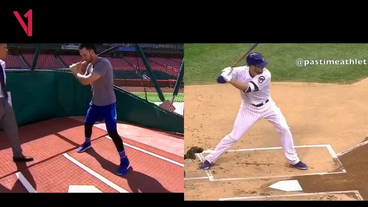 Kris Bryant Hitting Approach & Why The Mind Matters