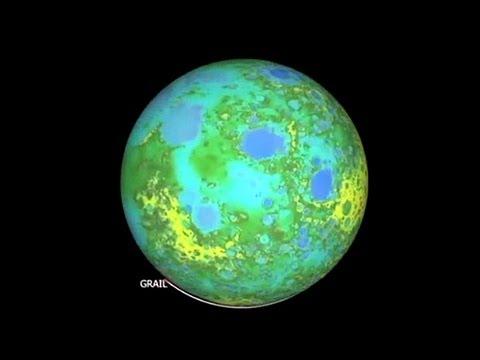 Twin Nasa spacecraft crash into the moon