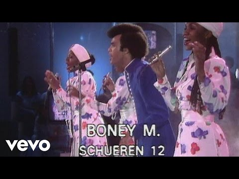 Boney M. - Malaika (ZDF Disco 22.06.1981)