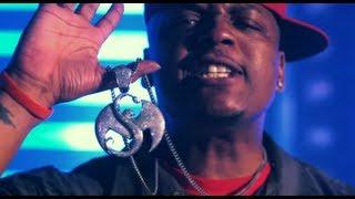 Смотреть клип Stevie Stone - 808 Bendin Feat. Tech N9Ne
