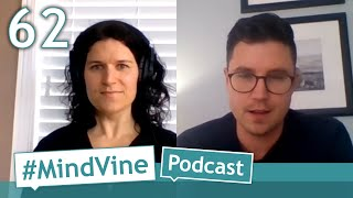 #MindVine Podcast Episode 62 - COVID-19 - Joanna Ramsay and Shawn Carter