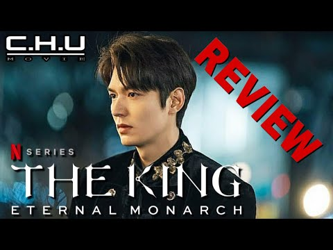 Review phim The King: Eternal Monarch (Quân Vương Bất Diệt) | Phim dài tập trên Netflix