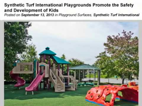 US Consumer Products Safety Commission, Synthetic Turf - US CPSC children
