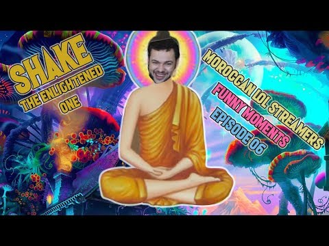 Ep 06 - SHAKÉ, THE ENLIGHTENED ONE - LOL MA Streamers Funny Moments