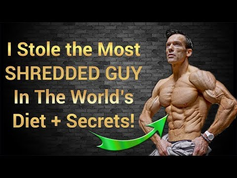 The Most Ripped Man Alive? 5 Secrets to Get Shredded Faster from Mr. 4% Body-Fat!