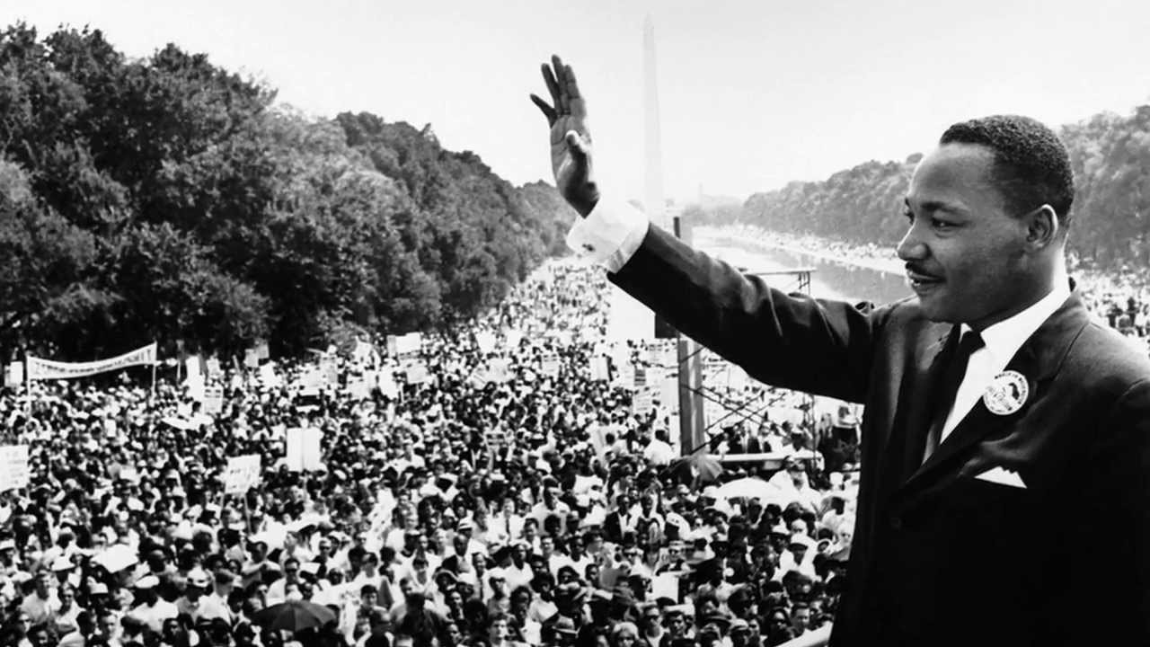 Faith and politics mix on this Martin Luther King Jr. Day