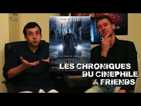 Les chroniques du cinéphile - Le dernier chasseur de sorcières (feat Virgil Amoros) streaming vf