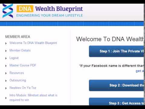Dna wealth blueprint testimonial by shane f youtube dna wealth blueprint testimonial by shane f malvernweather Choice Image