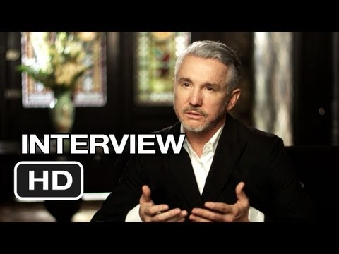 The Great Gatsby Interview - Baz Luhrmann (2013) - Leonardo DiCaprio Movie HD