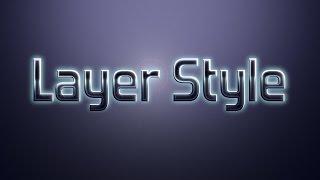 Cách Sử Dụng Layer Styles trong Photoshop | Thùy Uyên