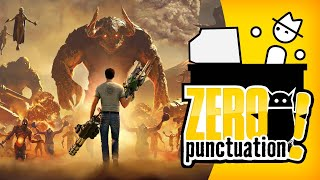 Serious Sam 4 (Zero Punctuation) (Video Game Video Review)