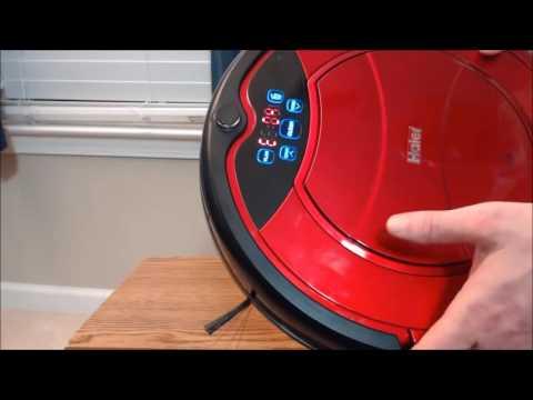 Haier Smart Sweeping Robotic Vacuum