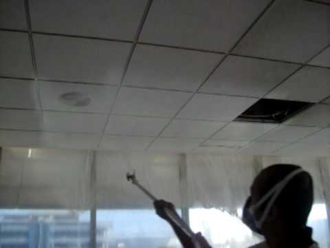 Limpieza falsos techos youtube - Materiales para techos falsos ...