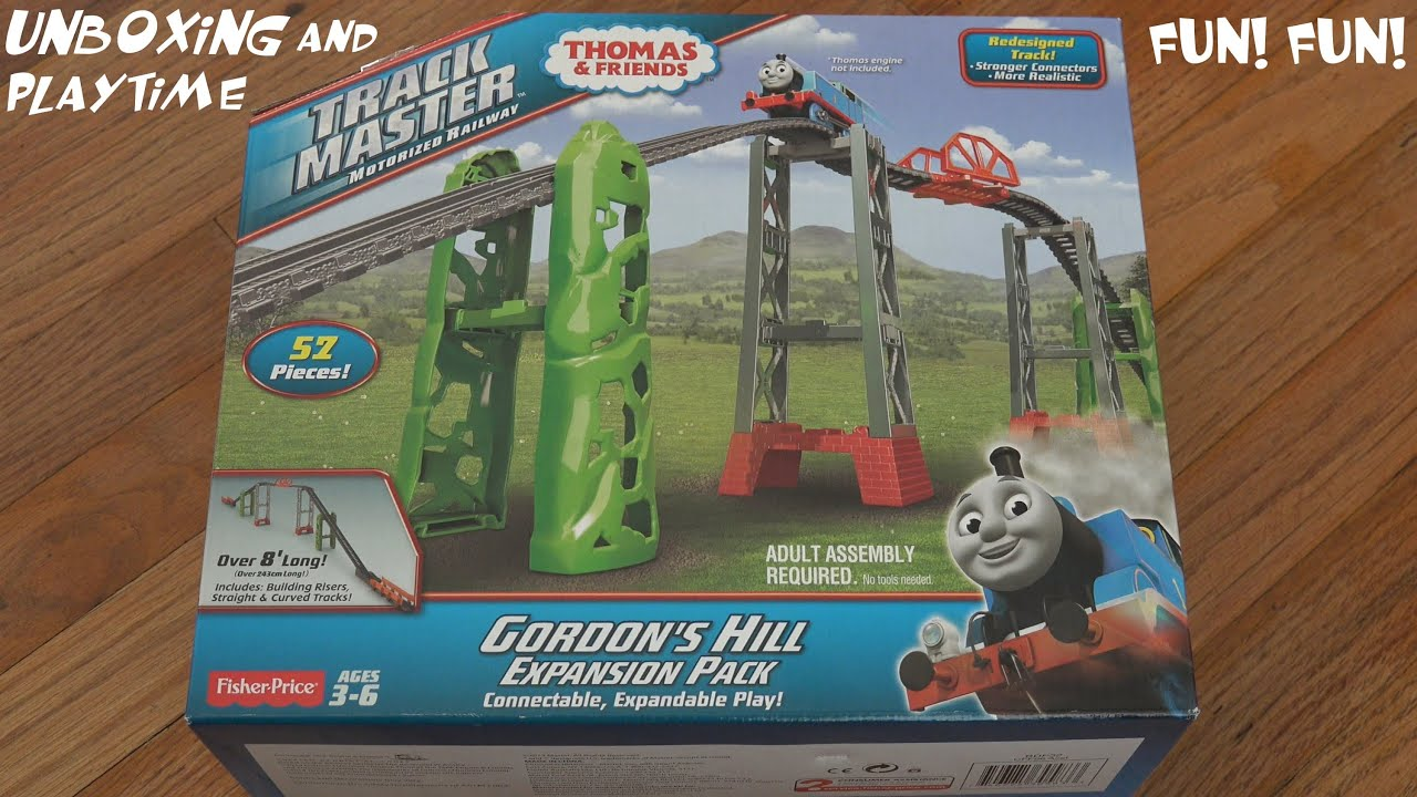 thomas & friends trackmaster instructions