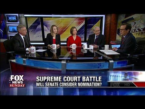 Supreme Court Battle - Will Senate Consider Obama Nomination of Garland to SCOTUS?