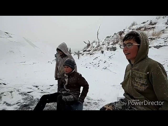 Hunza Boys in Gojal Singing a Balti Song | Humans of Hunza