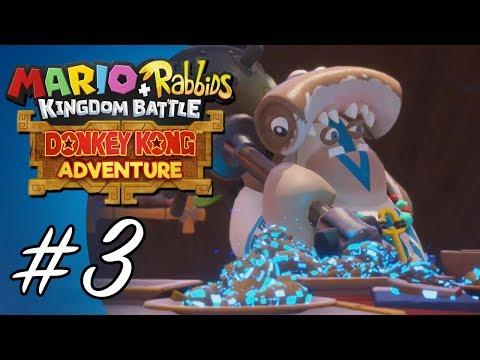 Donkey Kong Adventure #3 (Mario + Rabbids: Kingdom Battle DLC)